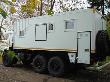 Передвижной сварочный комплекс ПСК (4 сварочных поста, 100 кВт)